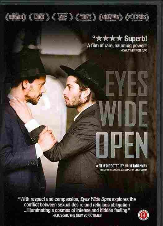 EYES WIDE OPEN BY SHTRAUSS,ZOHAR (DVD)